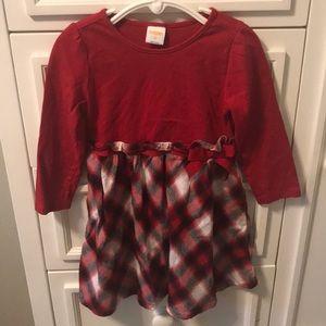 Gymboree holiday dress - size 2T